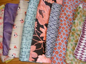 vintage fabric preview